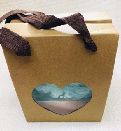 《香氛市集》母親節特惠活動-精油手工皂100g禮盒 (200系列*3 280系列*3) 共6入