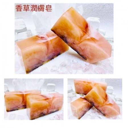 《香氛市集》380系列-香草精油手工皂100g