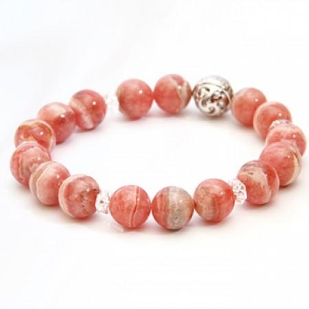 香氛市集》Aura-soma 脈輪共振手環-印加玫瑰 (第2脈輪)