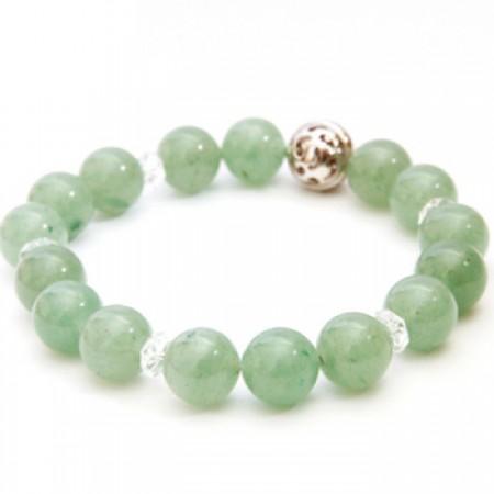《香氛市集》Aura-soma 脈輪共振手環-砂金石 (第4脈輪)