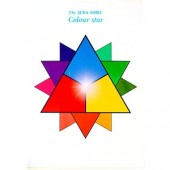 《香氛市集》Aura-Soma 海報 - 色彩星星Colour Star