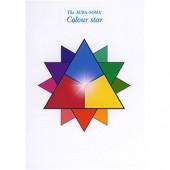 《香氛市集》Aura-Soma 明信片-色彩星星 Colour Star