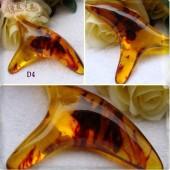 《香氛市集》D4琥珀刮痧板 -鳥型*20支