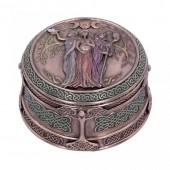 《香氛市集》三相女神許願寶盒 珠寶盒/首飾盒