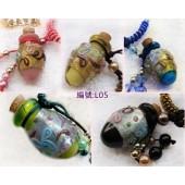 《香氛市集》L05 造型琉璃精油瓶鍊-水滴型(溢香/擴香瓶)