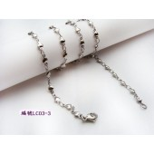 《香氛市集》心型造型細鋼鍊-項鍊